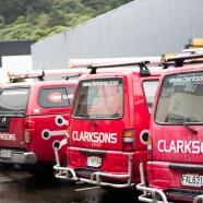Clarkson's vehicle